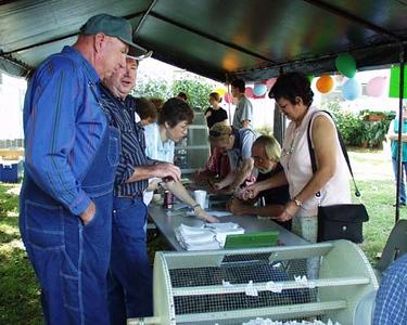 2001 St. Mary's Homecoming Bazaar