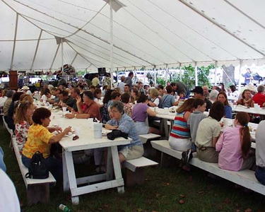 2001 St. Mary's Homecoming Bazaar