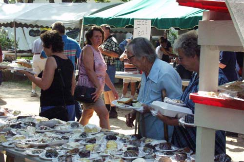 2002 St. Mary's Homecoming Bazaar