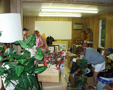 2003 St. Mary's Homecoming Bazaar