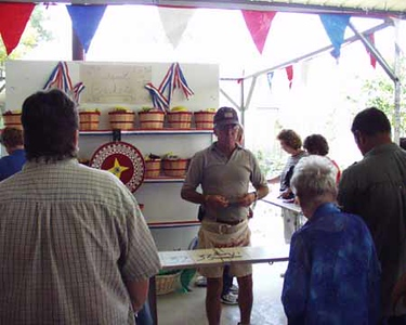 2004 St. Mary's Homecoming Bazaar