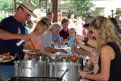 2007 St. Mary's Homecoming Bazaar