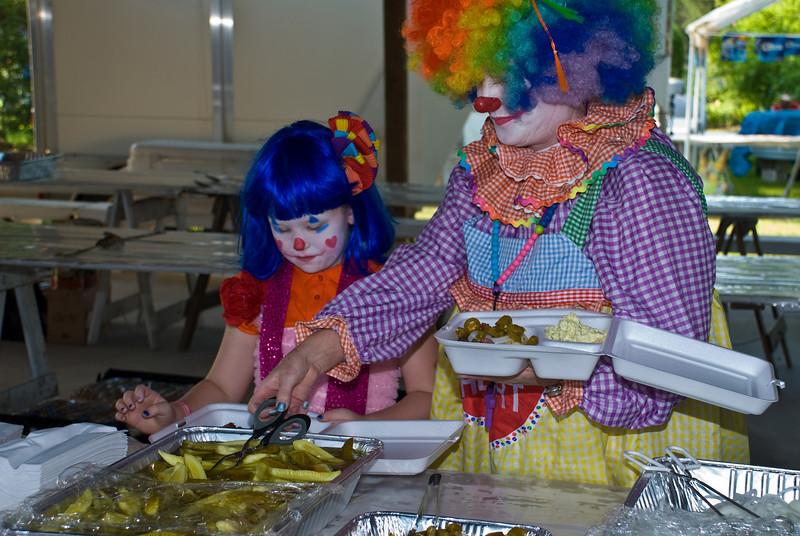 2009 St. Mary's Homecoming Bazaar