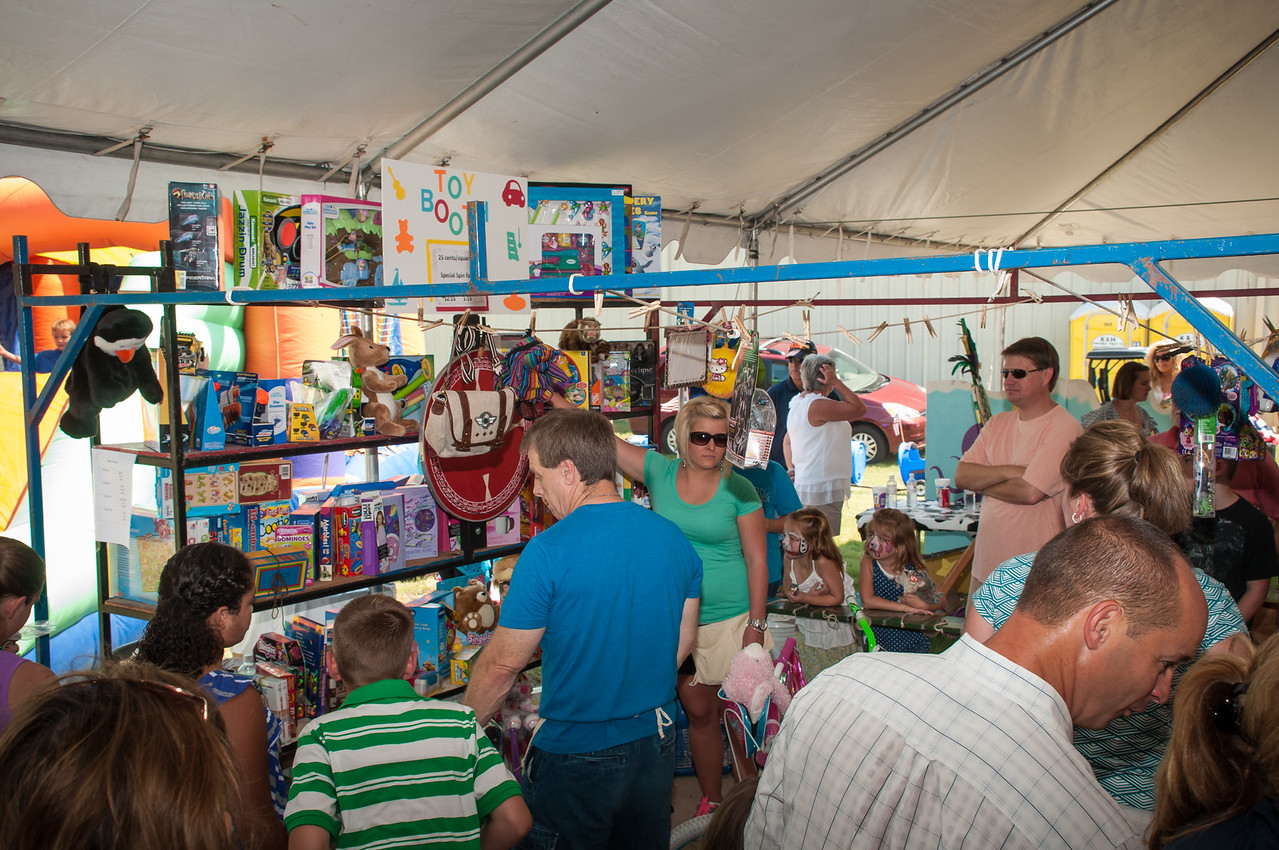 2013 St. Mary's Homecoming Bazaar