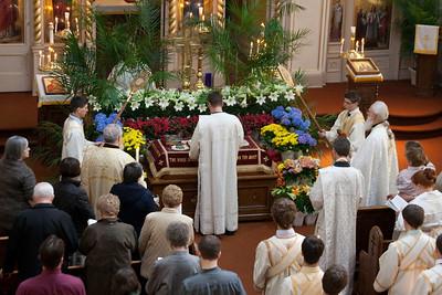 Holy Saturday Liturgy 2010