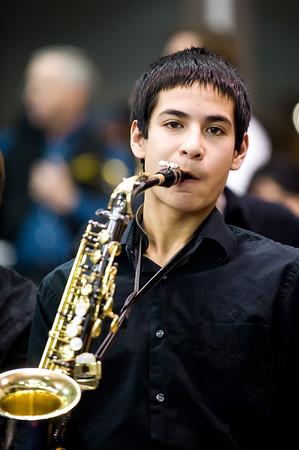 SMCM Jazz Ensemble presents A Jazz Retrospective 02/28/09