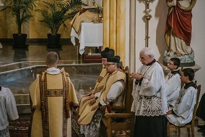 2926 Corpus Christi LatinMass St  Marys FSSP