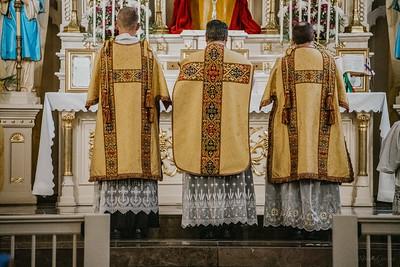 2811 Corpus Christi LatinMass St  Marys FSSP