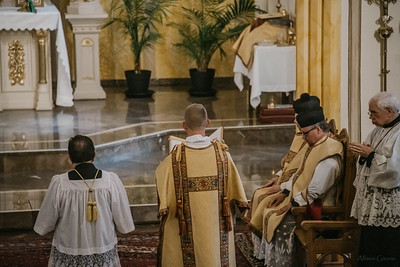 2937 Corpus Christi LatinMass St  Marys FSSP