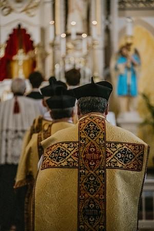 2787 Corpus Christi LatinMass St  Marys FSSP