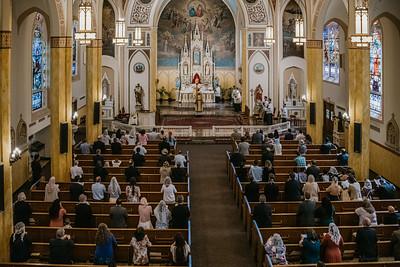2886 Corpus Christi LatinMass St  Marys FSSP