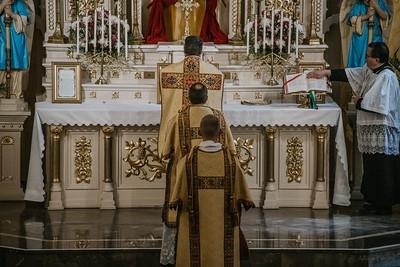 2919 Corpus Christi LatinMass St  Marys FSSP