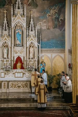 2874 Corpus Christi LatinMass St  Marys FSSP
