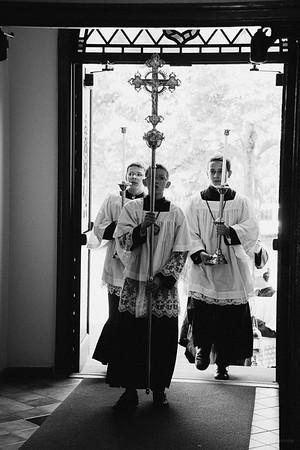 2728 Corpus Christi LatinMass St  Marys FSSP