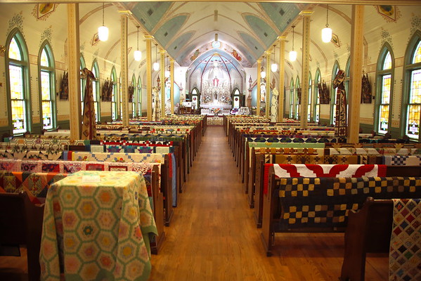 St. Mary's Quilt Show