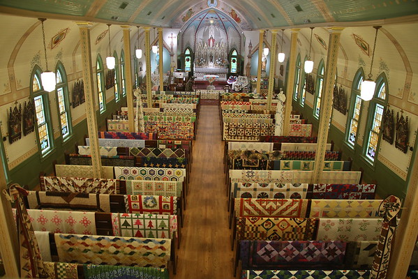 2015 St. Mary's Quilt Show