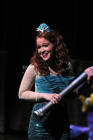 2014-04-03 Little Mermaid - Seaweed Performance