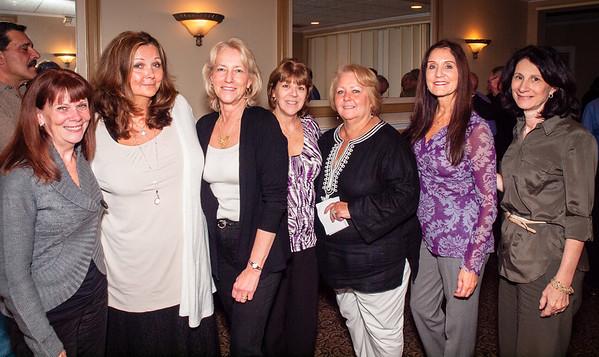 Cathy Daley,Bette Meade, Elaine Garbowsky, Maria Disporto, Debbie Steele, Rosemarie Pantina, Roseanne Venezia