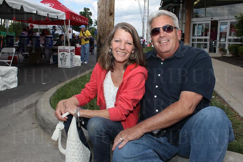 Diane and Scott Neal.