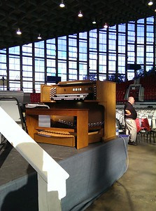 50th Anniversary Mass, NC State Fairgrounds