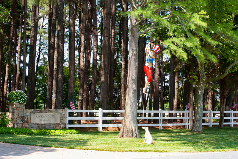 Thomas Blair - River House - St. Michaels - 2020 4th of July