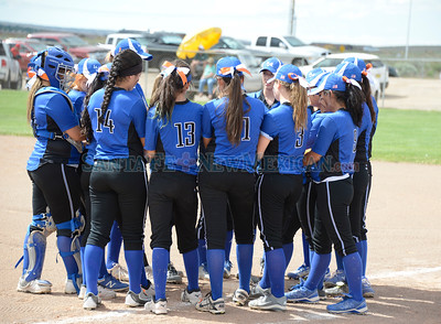 St. Michael's – vs- Hope Christian Class 4A State Softball Tournament game played at Rio Rancho High School Wednesday, May 11, 2016. Clyde Mueller/The New Mexican