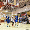 St. Michael's at Las Vegas Robertson class 4A State Girls Basketball Tournament game played Friday, March 3, 2017 at Michael Marr Gymnasium, Las Vegas Robertson. Clyde Mueller/The New Mexican