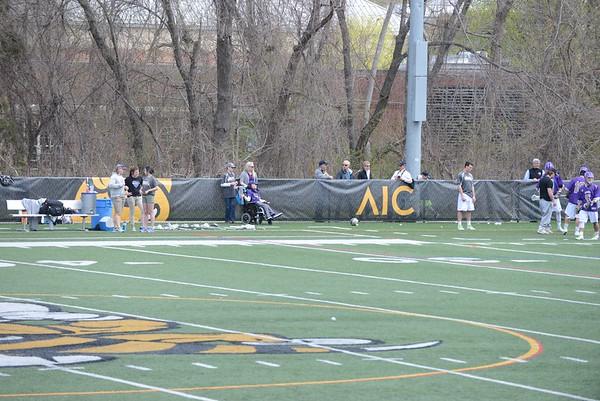 St. Mike's vs. AIC 4-23-16