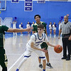 The first quarter of the St. Michael's High School vs West Las Vegas High School at St. Mike's on Wednesday, February 6, 2019. Luis Sánchez Saturno/The New Mexican