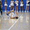 The second quarter of the St. Michael's High School vs West Las Vegas High School at St. Mike's on Wednesday, February 6, 2019. Luis Sánchez Saturno/The New Mexican