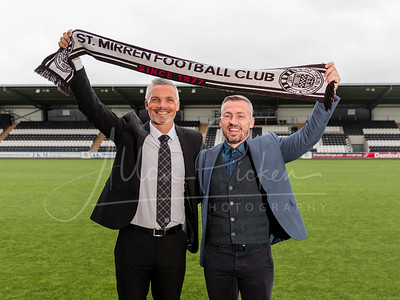 JIM GOODWIN  NEW MANAGER PRESSER