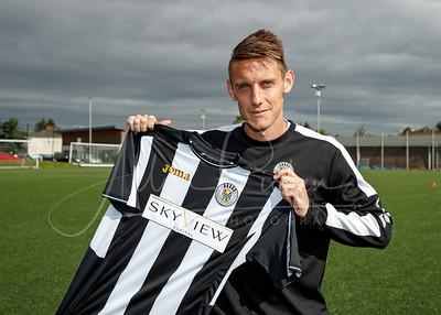 signing St Mirren Training Complex Bathgo Avenue, Paisley, PA1 3EA