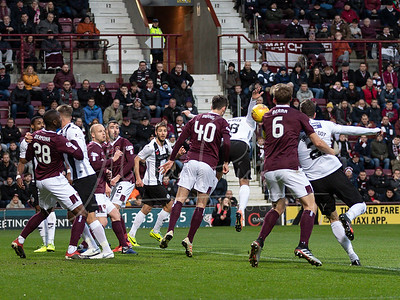 HEARTS  V ST MIRREN