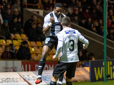 MOTHERWELL V ST MIRREN SCOTTISH CUP REPLAY