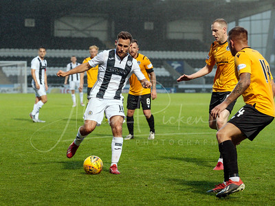 17/07/19 BETFRED CUP: GROUP H  ST MIRREN V EDINBURGH CITY THE SIMPLE DIGITAL ARENA - PAISLEY
