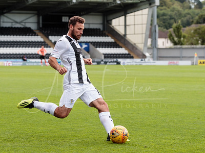 14/07/19 BETFRED CUP: GROUP H  ST MIRREN V DUNFERMLINE  THE SIMPLE DIGITAL ARENA - PAISLEY