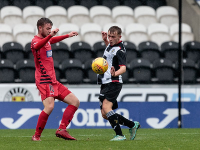 St Mirren v Queens Park Ion Bru Cup