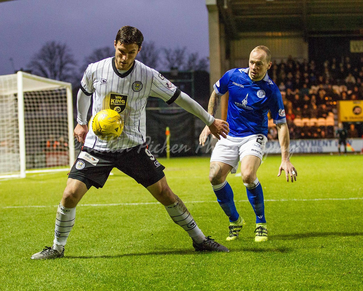 07/01/17 LADBROKES CHAMPIONSHIP <br /> ST MIRREN v QUEEN OF THE SOUTH (0-3) <br /> PAISLEY 2021 STADIUM - PAISLEY