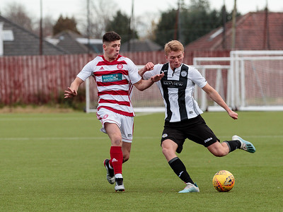 ST MIRREN RESERVES  V HAMILTON RESERVES