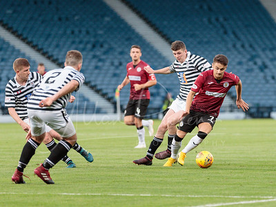 24/07/18 BETFRED CUP GROUP H QUEENS PARK V ST MIRREN HAMPDEN PARK - GLASGOW