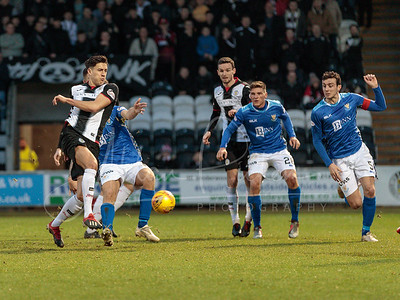 26/12/18 LADBROKES PREMIERSHIP ST MIRREN v ST JOHNSTONE THE SIMPLE DIGITAL ARENA - PAISLEY