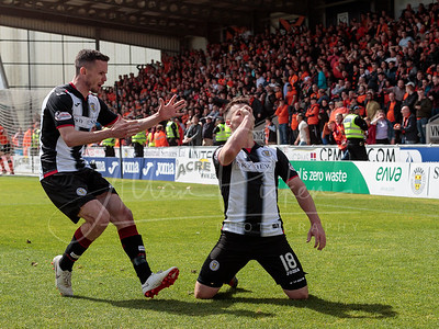26/05/19 LADBROKES PREMIERSHIP PLAY-OFF FINAL 2ND LEG  ST MIRREN v DUNDEE UNITED (1-1, ST MIRREN WIN 2-0 ON PENS)  THE SIMPLE DIGITAL ARENA - PAISLEY