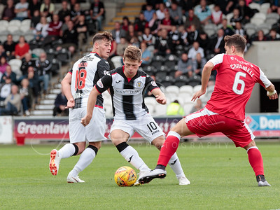 28/07/18 BETFRED CUP H ST MIRREN V DUMBARTON THE SIMPLE DIGITAL ARENA - PAISLEY