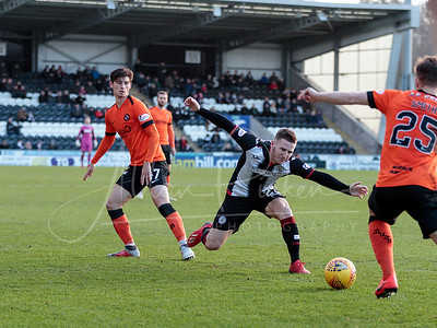 09/02/19 WILLIAM HILL SCOTTISH CUP 5TH ROUND ST MIRREN v DUNDEE UNITED (1 - 2) THE SIMPLE DIGITAL ARENA - PAISLEY