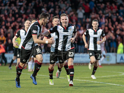 13/05/19 LADBROKES PREMIERSHIP  ST MIRREN v HAMILTON  THE SIMPLE DIGITAL ARENA - PAISLEY