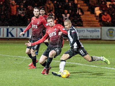 11/03/19 LADBROKES PREMIERSHIP ST MIRREN v KILMARNOCK SIMPLE DIGITAL ARENA - PAISLEY