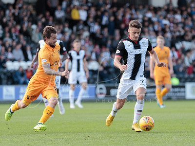 25/08/18 LADBROKES PREMIERSHIP ST MIRREN v LIVINGSTON SIMPLE DIGITAL ARENA - PAISLEY