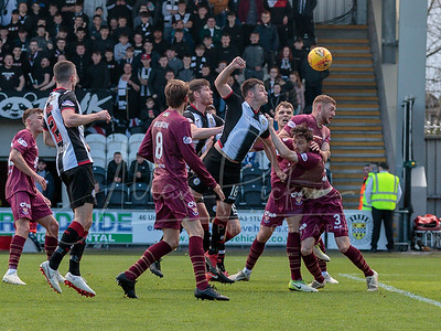 27/04/19 LADBROKES PREMIERSHIP  ST MIRREN v ST JOHNSTONE (1-1)  THE SIMPLE DIGITAL ARENA - PAISLEY