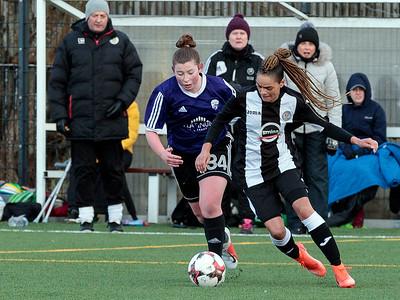 St Mirren WFC v Glasgow Girls U23