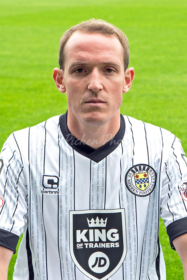 Gary Irvine 3